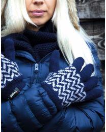 Handschuhe Pattern Thinsulate Result