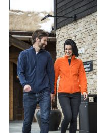 Basic micro fleece jacket