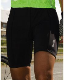 Ladies` Padded Bike Shorts