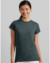 Damen T-Shirt Softstyle Fitted Gildan
