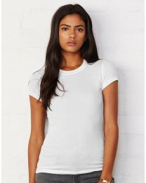 T-Shirt Sheer Mini Rib Bella