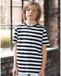 Kinder T-Shirt Stripy MANTIS KIDS
