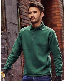 Herren Polosweatshirt Workwear Russell Europe