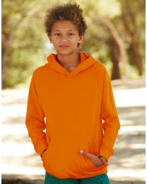 Kinder Kapuzensweatshirt Lightweight Frut of the Loom
