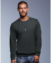 Herren Sweatshirt French Terry Anvil