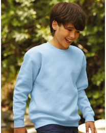 Kinder Sweatshirt Premium Fruit of the Loom