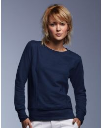 Damen Sweatshirt French Terry Anvil