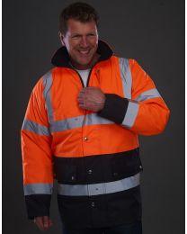 2 Tone Motorway Jacket