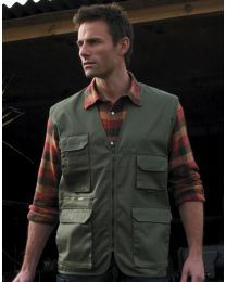 Weste Safari Waistcoat Result