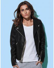Women`s Active Biker Jacket