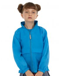 Kinder Sweatjacke  Windbreaker B&C Collection