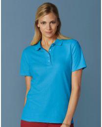 Damen Poloshirt Softstyle Gildan
