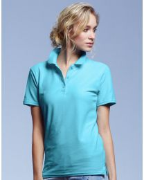 Damen Poloshirt Anvil