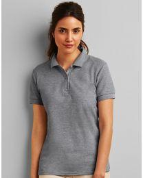 Damen Poloshirt Premium Gildan