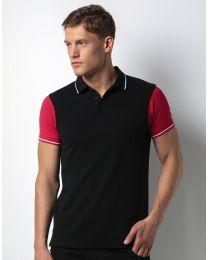 Poloshirt Contrast Kustom Kit