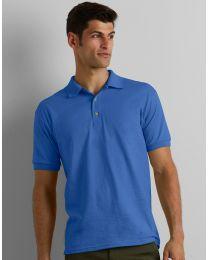 Herren Poloshirt Jersey Gildan
