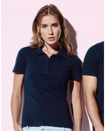 Damen Poloshirt Hanna Stedman Collection