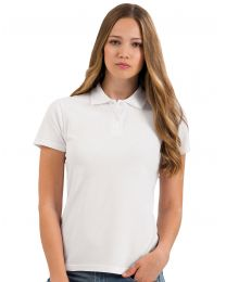 Damen Poloshirt Piqué B&C Collection