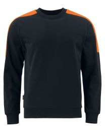 2125 sweatshirt aus baumwolle