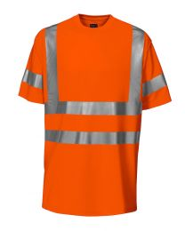 6010 t-shirt en iso 20471-klasse 3