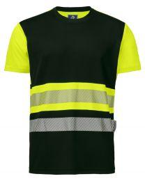 6020 t-shirt en iso 20471 kl. 1