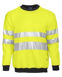6101 sweatshirt en471-klasse 3