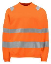 6106 sweatshirt en iso 20471 klasse 3