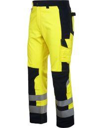 8504 flammenhemmende warnschutz-hose