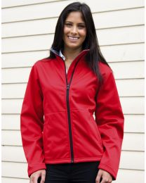 Ladies` Core Softshell Jacket