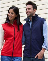Unisex Bodywarmer Softshell Core Result