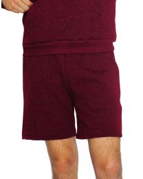 Unisex Salt and Pepper Gym Short