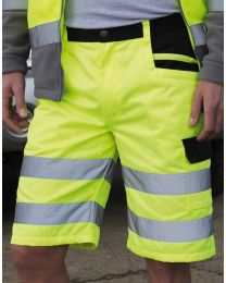 Shorts Workwear Safety Cargo Result