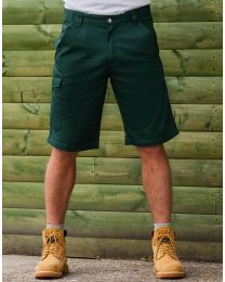 Shorts Twill Workwear Russell Europe