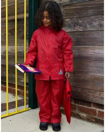 Kinder Anzug Schlechtwetter Result