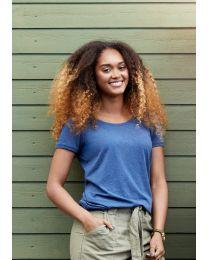 Damen T-Shirt Core V-Neck ID Identity