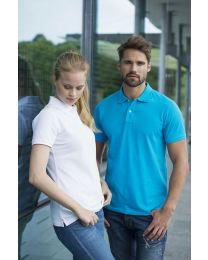 Damen Poloshirt Premium Clique