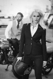 Damen Classic Blazer J. Harvest & Frost