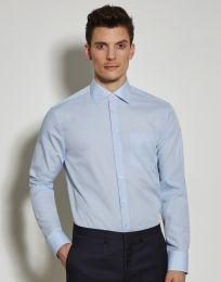 Langarm-Hemd Modern Fit Seidensticker