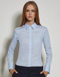 Langarm-Bluse Modern Fit Seidensticker