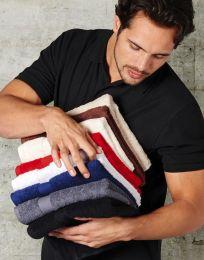 Handtuch Seine 50x100 towels by jassz