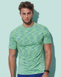 T-Shirt Active Seamless Raglan Stedman