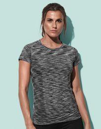 Damen T-Shirt Active Seamless Raglan Stedman