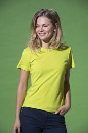 Damen T-Shirt Basic Clique