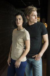 Damen T-Shirt New Classic Clique