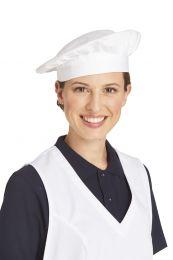 Kochmütze Mit Klettverschluss Leiber