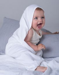 Babydecke mit Kapuze Organic Babybugz