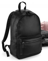 Rucksack Faux Leather Fashion BagBase
