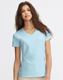 T-Shirt Midweight V-Neck Comfort Colors