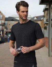 Herren T-Shirt Fitness Shiny Marl Spiro