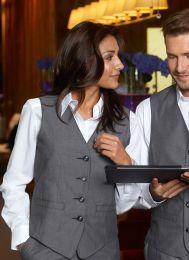 Damen Serviceweste Arsita Melange CG Workwear